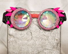Goggles:Not a blue Monday Aviator style for
