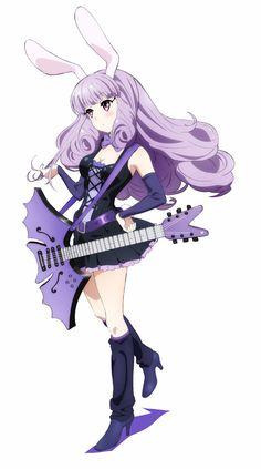 Show By Rock!! ChuChu - Sumire Uesaka