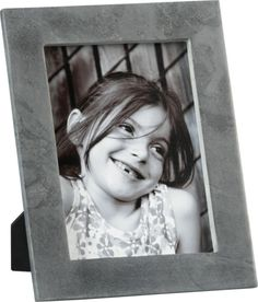 Mila 5x7 Soapstone Frame  | Crate and Barrel