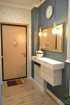 Ikea Hack, Small Apartments, Household, House Design, Cabinet, Mirror, Interior Design, Bathroom, Furniture