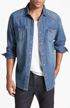 Denim shirts for the mister