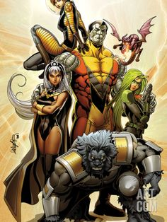 Marvel Comics & X-Men Wedding Special #1 Spoilers: Kitty ... |Shadowcat And Colossus Child