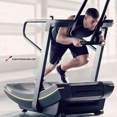 Esteira Skillmill  O equipamento é uma nova opção para os treinos metabólicos. Assim como a esteira, bicicletas e elípticos, ele é um exercício aeróbico. Com a diferença de que, neste caso, é o usuário quem gera a força que movimenta o aparelho. O Skillmill trabalha velocidade, resistência, agilidade e força através de um câmbio que possibilita a variação da resistência. Sua ergonomia inclinada, além de potencializar o esforço, reduz o impacto com o solo.