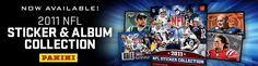 NFL Sticker Album
