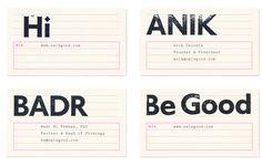 Identity for a marketing agency N/A