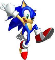 Sonic Qui Saute