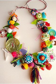 crafty necklace