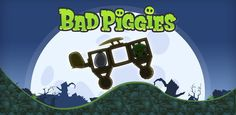 Bad Piggies HD v1.1.0 (Ad-Free) (Android Game)