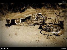 Forgotten toys.
