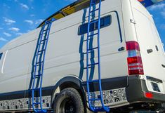 Interior and Exterior options for your Outside Van