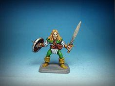 Hero quest elf