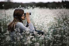 Popular on 500px : Looking through binoculars by GabrielaTulian