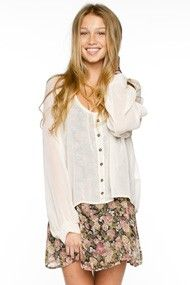Brandy Melville layering for Summer! Buying this now!