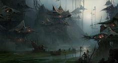 Martin Deschambault, in arte Deschambo, con la Ubisoft prende parte alla realizzazione di Prince of Persia: The Two Thrones e Assassin's Creed