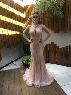 Long prom dress, beading prom dress, evening dresses, sparkly prom dress, sexy prom dress,  prom dress for party,  BD17624