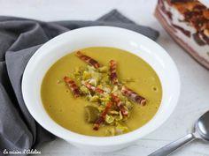 Soupe de pois cassés | La Cuisine d'Adeline Alsatian, The Fam, Alsace, Adeline, Cheeseburger Chowder, Recipes, Lard, Archive, Menu