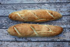 Easy Bread Machine French Loaf Baguette Recipe Bread Machine, French Bread Bread Machine, French Baguette Recipe, Loaf Bread Recipe, Baguette Bread, Bread Maker Recipes, Bagel Recipe, Zojirushi Bread Machine, French Loaf
