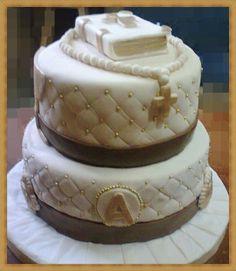 torta de caramelo y manjar