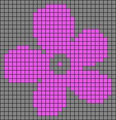 Alpha friendship bracelet pattern added by miszelinka. Crochet Skull Patterns, Kids Knitting Patterns, Tapestry Crochet Patterns, Knitting Charts, Loom Patterns, Beading Patterns, Cross Stitch Patterns, Crochet Chart, Filet Crochet