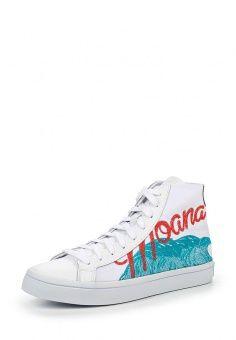 Кеды, adidas Originals, цвет: белый. Артикул: AD093AMHEU92.
