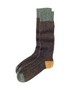 from toast. am determined to make my first pair of knitted socks this winter.