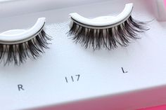 Eyelure Texture No. 117 lashes for $3.99 are an amazing deal