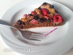 Fitness torta - Rýchla, jednoduchá torta bez múky a cukru.