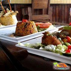 comida puertorriqueña