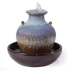 tabletop water fountains office room,home.cte center sitting a cellar using no problam.http://www.fountaincellar.com/