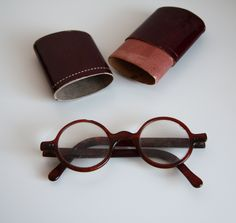 #original #glasses from #30s style #haroldlloyd #lloyd #vintage for #gentlemen by #salonmody
