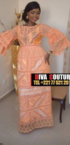 African Wear, African Women, African Dress, African Style, Ankara Long Gown Styles, Ankara Styles For Women, Fat Fashion, Hijab Fashion, Fashion Outfits