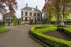 The historical country seat 'Het Oude Koningshuys', which translates to The Old Royal House is one of the pearls in R365 Christie's International Real Estate portfolio.