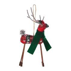 Tartan Reindeeer Tre