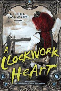 A Clockwork Heart Liesel Schwarz Jan 2015