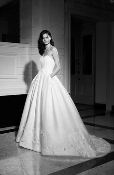 Bridal Collection, One Shoulder Wedding Dress, Luxury Fashion, Glamour, Elegant, Wedding Dresses, Spring, Viktor Rolf, Beauty