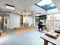 Inside Outside House by Loyn and Co Architects (19)