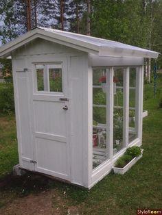 Växthus - Ett inredningsalbum på StyleRoom av lulemarre
