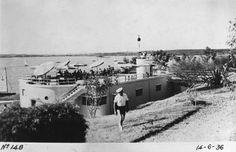14 de junho de 1936 - Represa de Guarapiranga, na zona sul de São Paulo.