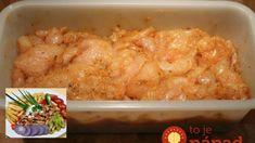Minútková marináda na strašne dobré kuracie mäsko: Toto je ešte chutnejšie, ako rezeň v trojobale, o 15 minút podávate! Russian Recipes, Yummy Food, Delicious Recipes, Macaroni And Cheese, Chicken, Meat, Ethnic Recipes, Polish, Foods