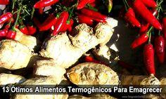 Alimentos termogênicos podem lhe ajudar no processo de emagrecimento acelerando seu metabolismo, confira uma lista com os 13 melhores.  ➡ https://www.segredodefinicaomuscular.com/13-otimos-alimentos-termogenicos-para-emagrecer/  #termogênicos #emagrecer #perderpeso #secarbarriga #secarabdômen #SegredoDefiniçãoMuscular