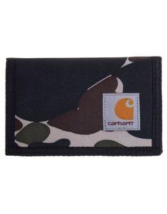Carhartt Wallet - Camo Isle £ 17.95