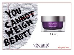 Weigh in... #weight #buyingtime #vbeaute #glutenfree  #skincare #antiage #antiwrinkle #selflove #thepowerofv #youth #beauty #beautiful #women #botanical #seriousskincaresimplified
