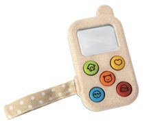 Baby phone home? With the Plan Toys wooden baby phone, she can! Made from PlanWood and sustainable rubberwood with water based dyes. Buy at Hello Charlie. Baby Play, Baby Toys, Kids Toys, Infant Play, Eco Store, Eco Baby, Plan Toys, Rubber Tree, Phone Plans