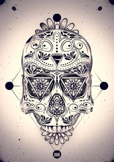 caveira mexicana wallpaper - Pesquisa Google