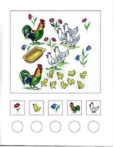 Ebben a menüpontban nyomtatható feladatlapokat találsz.    Csak kattints a képekre!    FELADATOK   - A helyrag és a színek gyakorlására ös... Kindergarten Math Activities, Montessori Math, Gross Motor Activities, Preschool Math, Preschool Worksheets, Learning Games For Kids, Math For Kids, Sorting Colors, Nursery School
