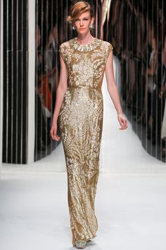 Spring 2013 Jenny Packham Collection