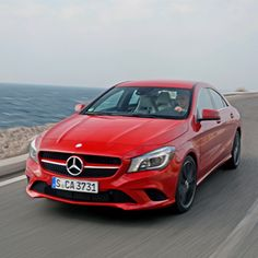 2014 Mercedes-Benz CLA250 Test Drive