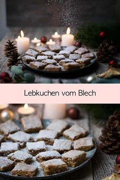 Gingerbread from the tin with frosting Lebkuchen vom Blech mit Zuckerguss Gingerbread from the sheet Cookies Cupcake, Cupcakes, Baking Recipes, Cookie Recipes, Frosting Recipes, Spice Bread, Ginger Bread Cookies Recipe, Gateaux Cake, How To Make Pizza