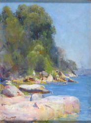 Treasures of Australian Art 1880 to 1940 - Bega Valley Regional Gallery Landscape Paintings, Oil Painting Landscape, Australian Art, Painting, Oil Painting, Armidale, Art