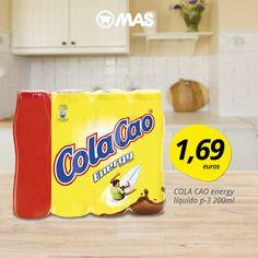 ¡Qué bien sientan las tardes de Cola Cao! Además, este es líquido, ideal para tomar en cualquier parte! En #oferta hasta el 28 de enero